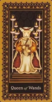Medieval Cat Tarot Card Deck!