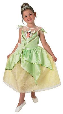 Tiana Shimmer Prinzessin Kleid Disney Original - Tiana Kostüm Kinder
