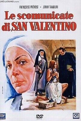 Le Scomunicate Di San Valentino (1974) DVD