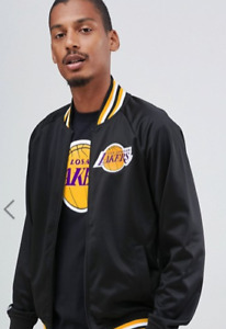 Men's Lakers Mitchell & Ness L.A. Lakers Track Jacket - XL