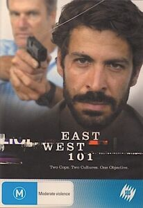 East West 101 = NEW R4 DVD
