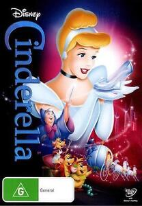CINDERELLA : NEW Disney DVD