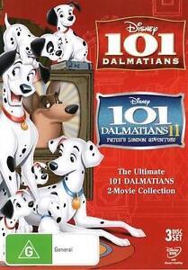 101 Dalmatians / 101 Dalmations 2 : NEW Disney DVD