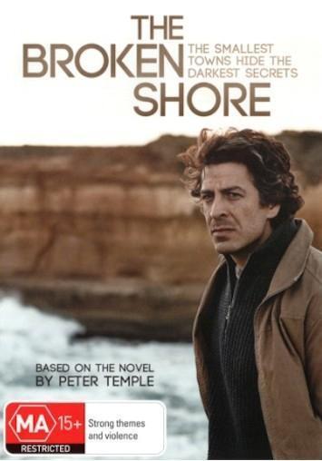The Broken Shore : NEW DVD