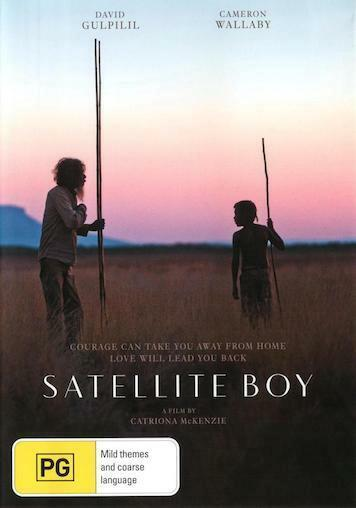 Satellite Boy : NEW DVD