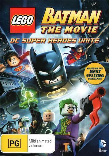 LEGO Batman: The Movie : NEW DVD