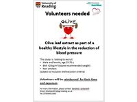 Volunteer needed (reimbursed for your time!!!!)