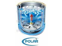 Polar twin tub washing machines