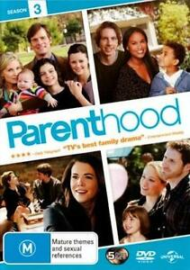 PARENTHOOD : SEASON 3 : NEW DVD