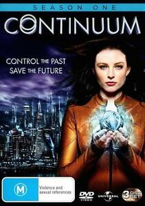 CONTINUUM-TV-Series-SEASON-1-NEW-R4-DVD