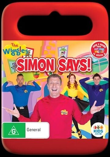 The Wiggles : Simon Says : NEW DVD