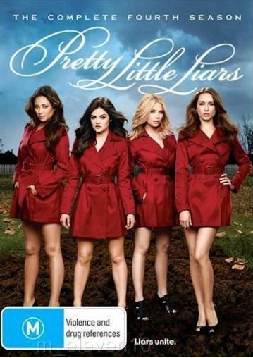 Pretty Little Liars SEASON 4 : NEW DVD