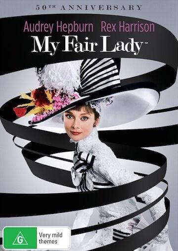 MY FAIR LADY : 50th Anniversary : NEW DVD