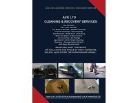 Professional Cleaning/Cleaner Service End Of Tenancy Agreement