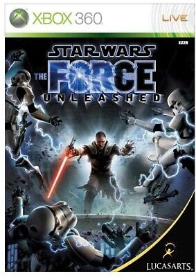 Star Wars: The Force Unleashed (Microsoft Xbox 360)