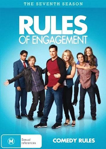 Rules of Engagement : SEASON 7 : NEW DVD