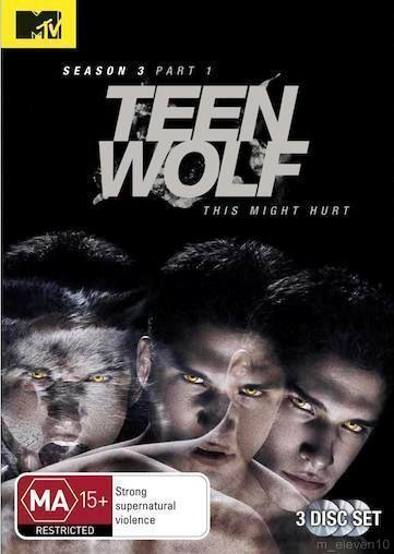 Teen Wolf Season 3 Part 1 : NEW DVD