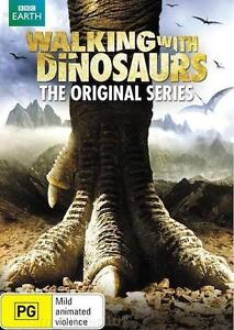 Walking With Dinosaurs THE ORIGINAL SERIES : NEW DVD