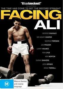 FACING ALI = NEW R4 DVD = Muhammad Ali