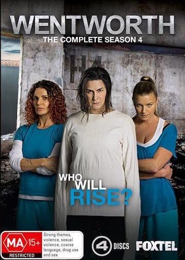 Wentworth : Season 4 : NEW DVD