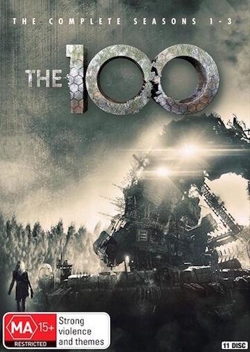 The 100 : Season 1 2 3 : NEW DVD Box Set