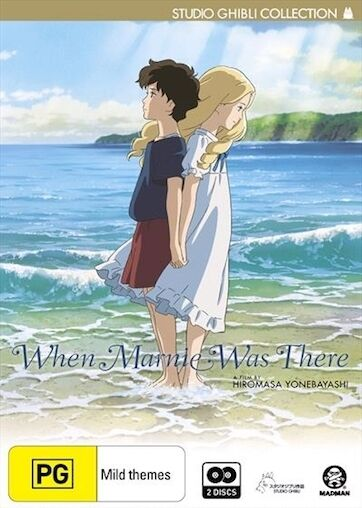 When Marnie Was There : NEW DVD