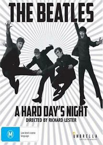 The BEATLES = A HARD DAY'S NIGHT= NEW R4 DVD