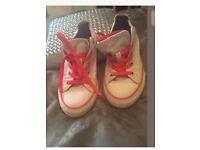3 pairs converse selling individually