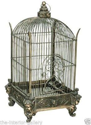 Conservatory Bird Cage Bronze - Bird Cage - Victorian Bird Cage - Bronze - 2 FT