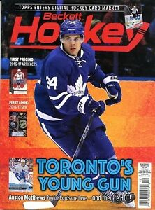Newest Beckett Pricing Guides for Hockey, Baseball, FB Cards Kitchener / Waterloo Kitchener Area image 8