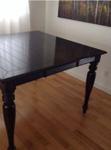Chintz Counter height square/rectangular  Dining Table
