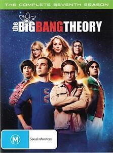 The Big Bang Theory SEASON 7 : NEW DVD