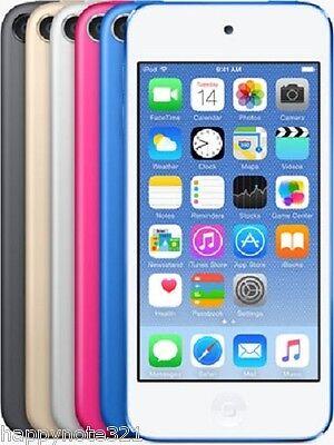 Ipod Touch - New Apple iPod Touch 16GB 32GB 64GB 128GB Latest Model (6th Gen) +1Yr WARRANTY