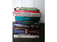 Sports Science University textbooks