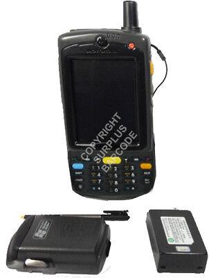 MC75 MC7598-PUFSKQWA9WR 1D Motorola Barcode Scanner VERIZON CRADLE