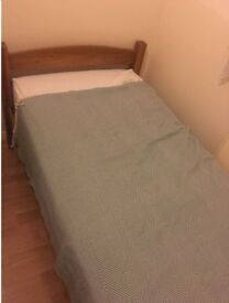 single bed + mattress in perfect state PICK UP TODAY OR TOMORROW FOR ONLY £30 for BOTH