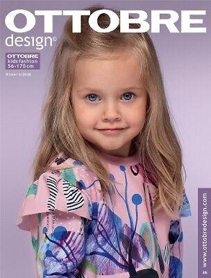 Ottobre Design magazine for children - winter issue #6/2018 - Winter Crafts For Kids