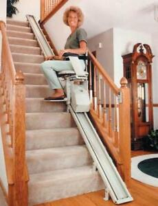 NEW AND USED STAIRLIFTS INSTALLED.