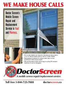 Patio screen door and window repair and replacement Peterborough Peterborough Area image 2