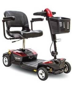 PRIDE GO GO LX Mobility Scooter