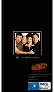 SEINFELD Complete SERIES 1+2+3+4+5+6+7+8+9 = NEW R4 DVD