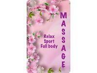 Massage by Nina