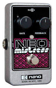 Electro-Harmonix EHX Neo Mistress Guitar Effects Pedal