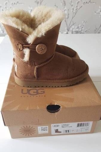genuine bailey button ugg boots uk