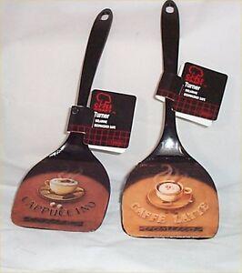 Http Www Ebay Com Itm Coffee Latte Wall Utensils Decor Kitchen Decoration Bistro Chefs 111478066281