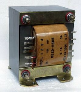 BEZ 55WB audio power transformer