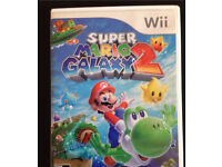 Super Mario Galaxy 2 for Nintendo Wii / Wii U video game