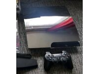 RARE PS3 SLIM CONSOLE 320GB & 40+ GAMES