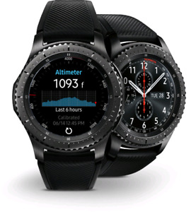 Samsung Gear S3 Frontier brand new sealed packaging