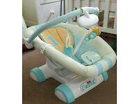 Fisher Price Cruisin Motion seat